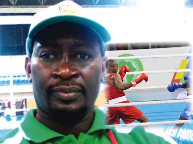 Boxing champion of champions invitation excites National boxing coach