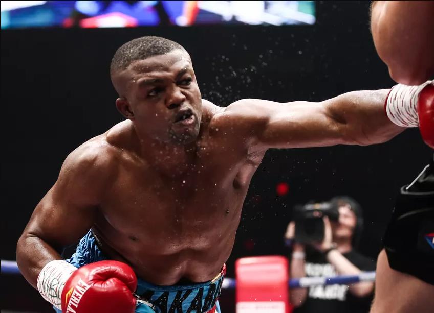 Durudola's WBC title loss to Makabu was down to pressure – Aboderin