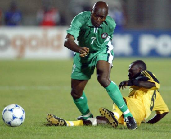 Finidi George rues Super Eagles 2002 World Cup Omission