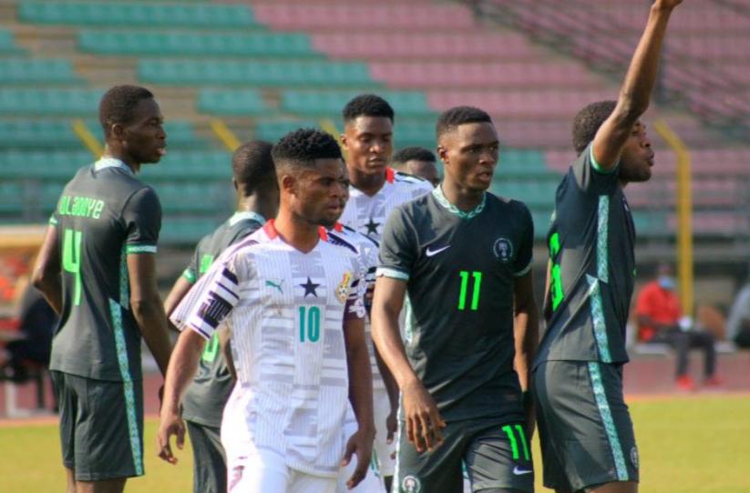 WAFU U20 : Ladan Bosso's Flying Eagles bows to Ghana