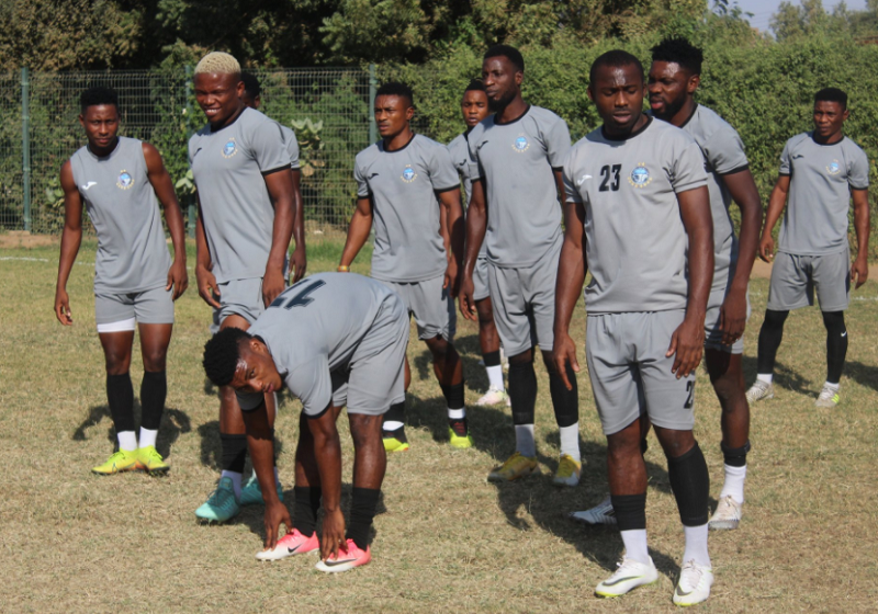 CAFCL : Enyimba confident ahead of Al-Merrikh Clash – Osho