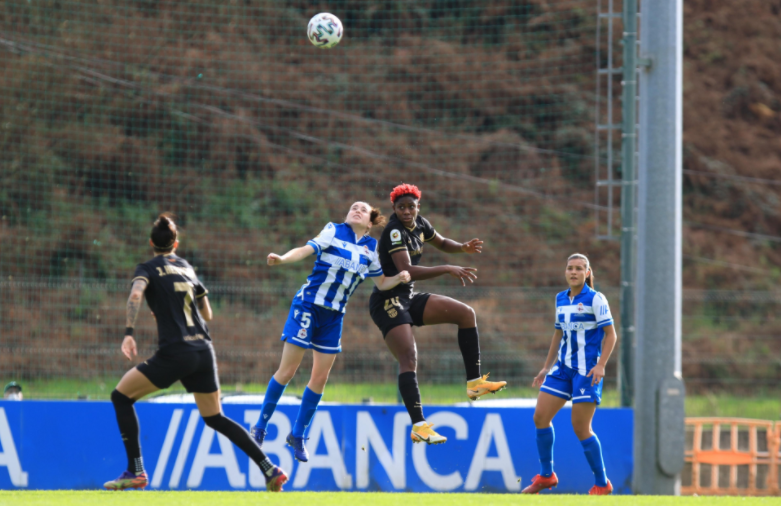 Oshoala excited to end 2020 on a high with FC Barcelona