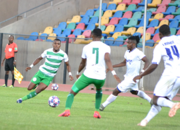 We can't afford to be complacent against Bloemfontein Celtic – Eguma