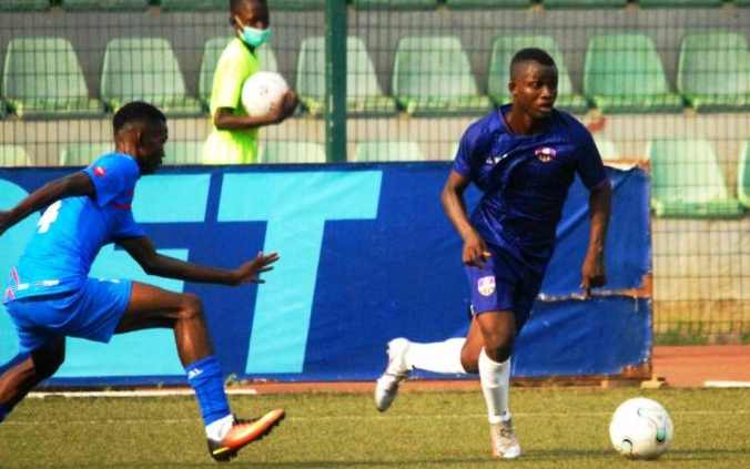 Wolves were unlucky against MFM – Ogenyi