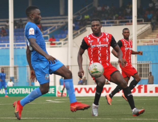 Enyimba is still in the middle of new project – Austin Oladapo