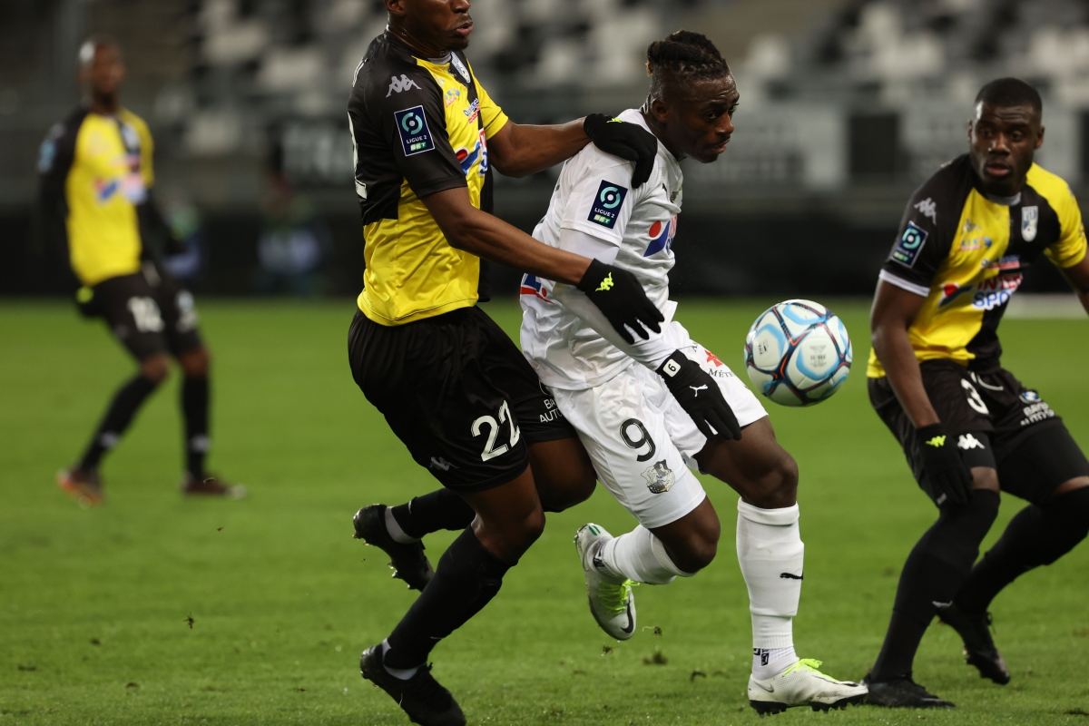 Stephen Odey ends six weeks goal drought for Amiens