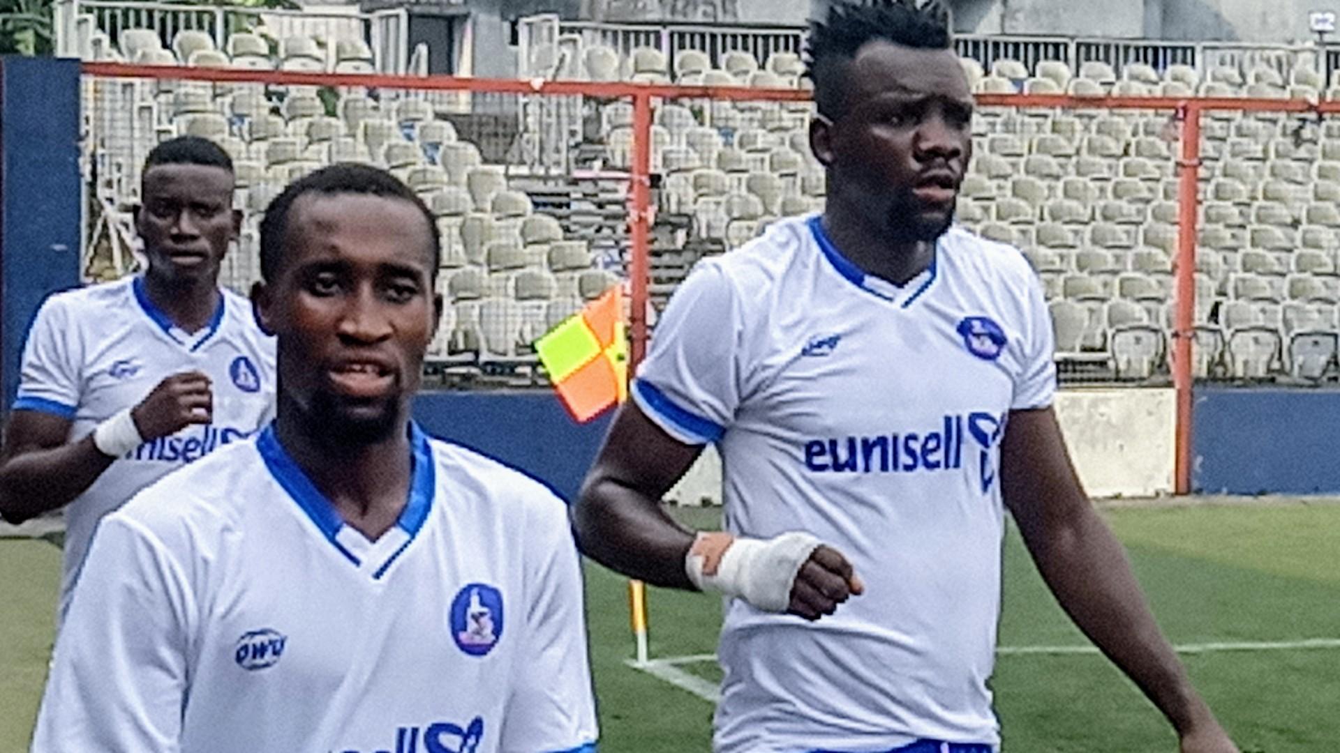 Aguda relishes match winning goal against former club Rangers