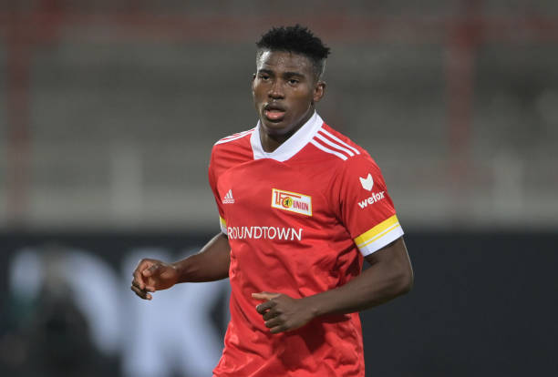 Awoniyi fires blank as his Union Berlin side were Eliminated from the DFB Pokal