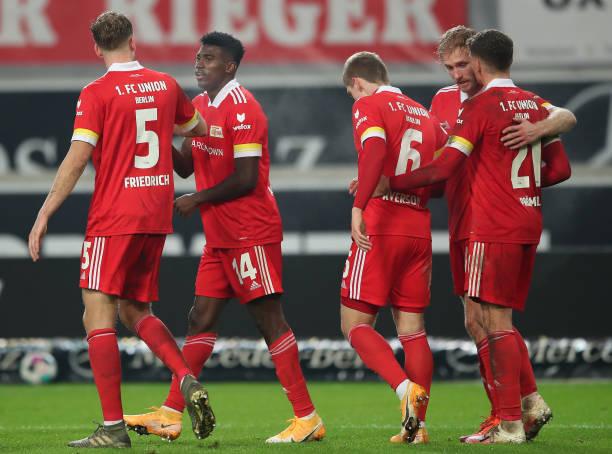 Awoniyi on target as Vfb Stuttgart pegged back Union Berlin