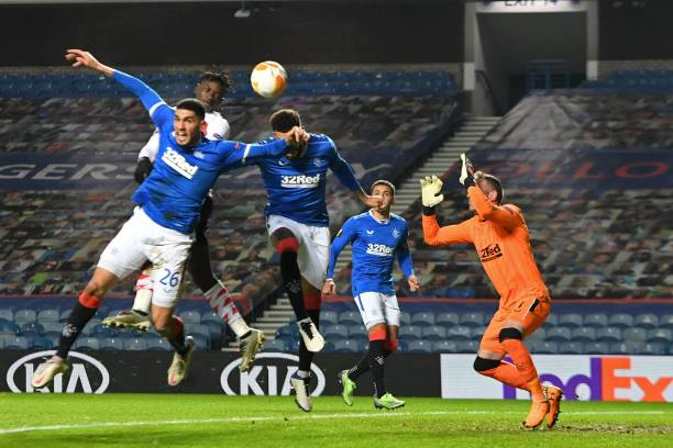 Balogun, Aribo help Rangers reach Europa League knock out Phase