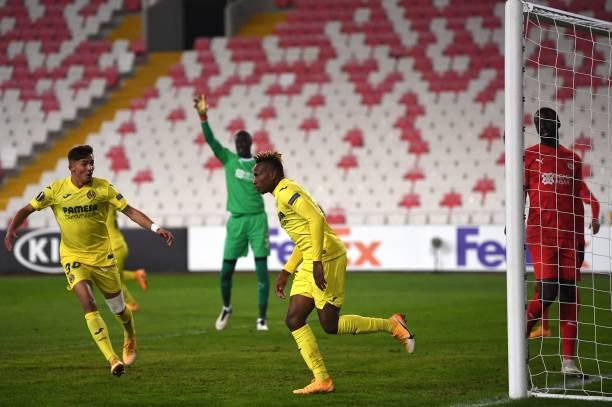 Samuel Chukwueze's goal sinks Kayode's Sivasspor in Turkey