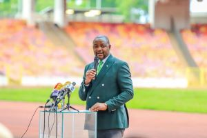 Sports Minister Dare reveals travel plans for AFN athletes