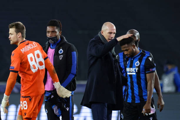 Dennis Emmanuel marks Champions League return with an assist for Club Brugge