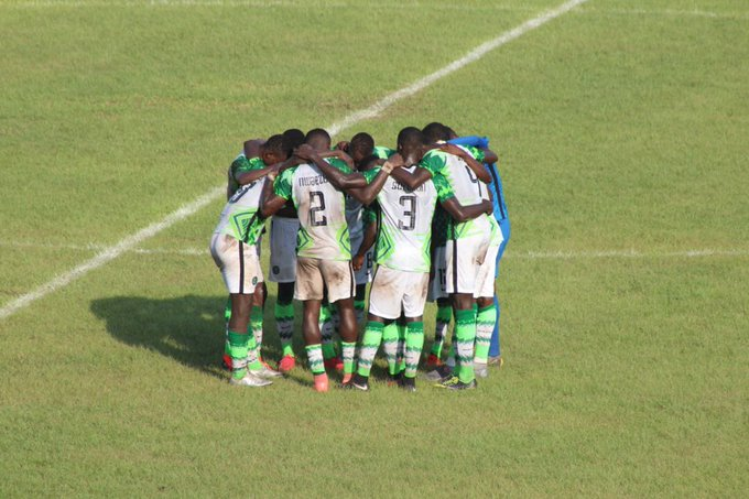 Bosso blames Flying Eagles draw against ivory Coast on lack of concentration