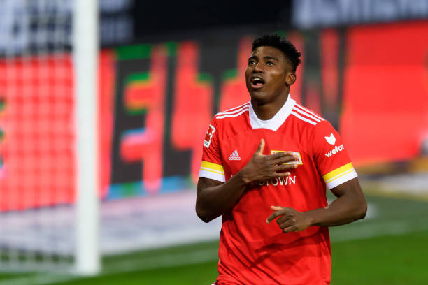 Awoniyi stars as Union Berlin marks 50th Bundesliga match with a win
