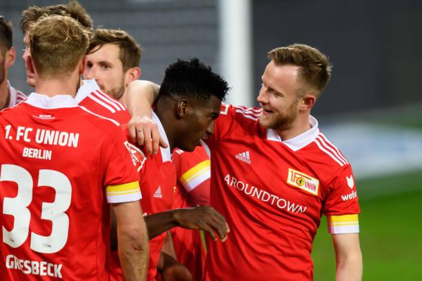 """What a hero"" – Union Berlin praises in form striker, Awoniyi"
