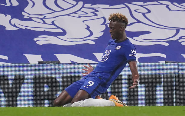 Tammy Abraham's brace lifts Chelsea up to fifth