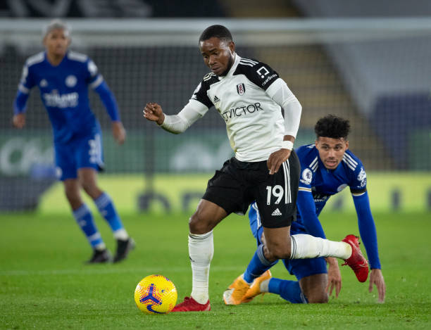 Lookman looked Good in Fulham win over Leicester