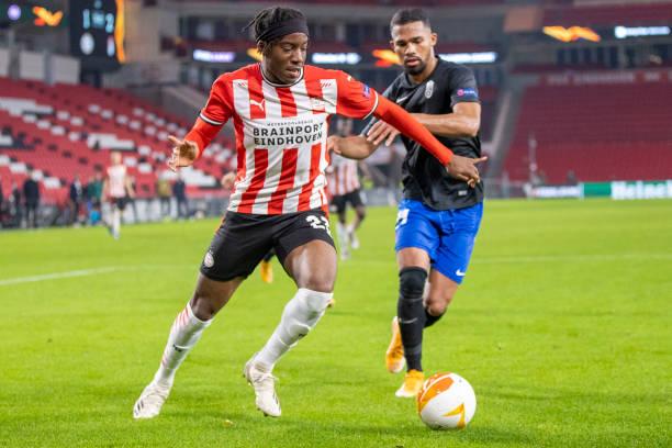 PSV Eindhoven Young sensation Noni Madueke open to representing Nigeria