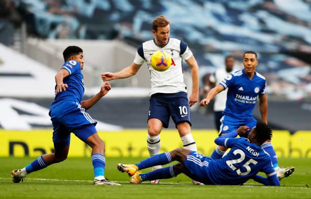 Ndidi savors Leicester City's win over Tottenham Hotspurs