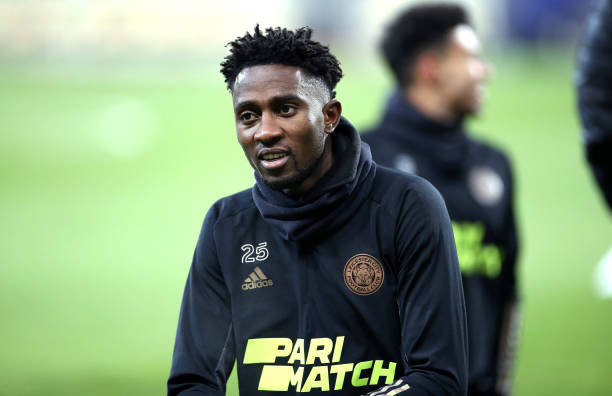 Wilfred Ndidi 'happy to be back' after long-term Injury spell