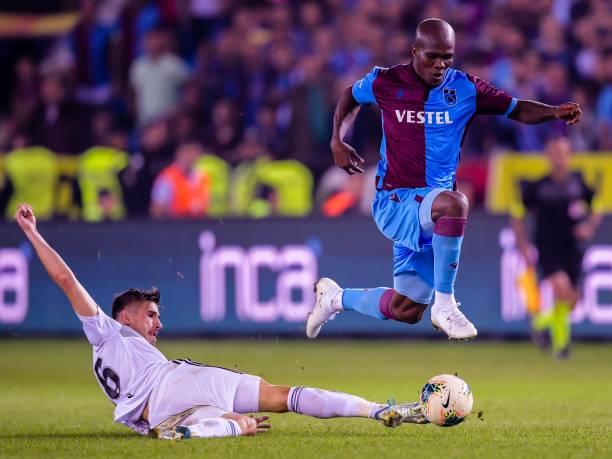 Again, Fenerbahce linked with January move for Nigerian striker Nwakaeme