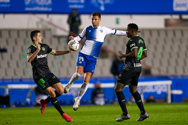 Omeruo rues Leganes draw with Sporting Gijon