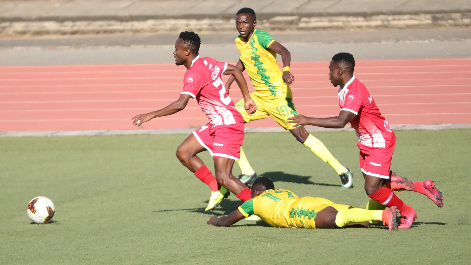 CAFCC: Peter Ijeh drums support for Plateau United