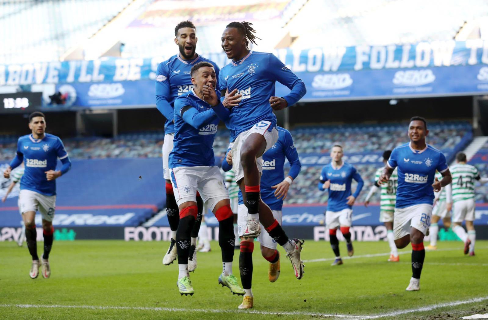 Aribo, Balogun star as Rangers stretched unbeaten records in the SPL