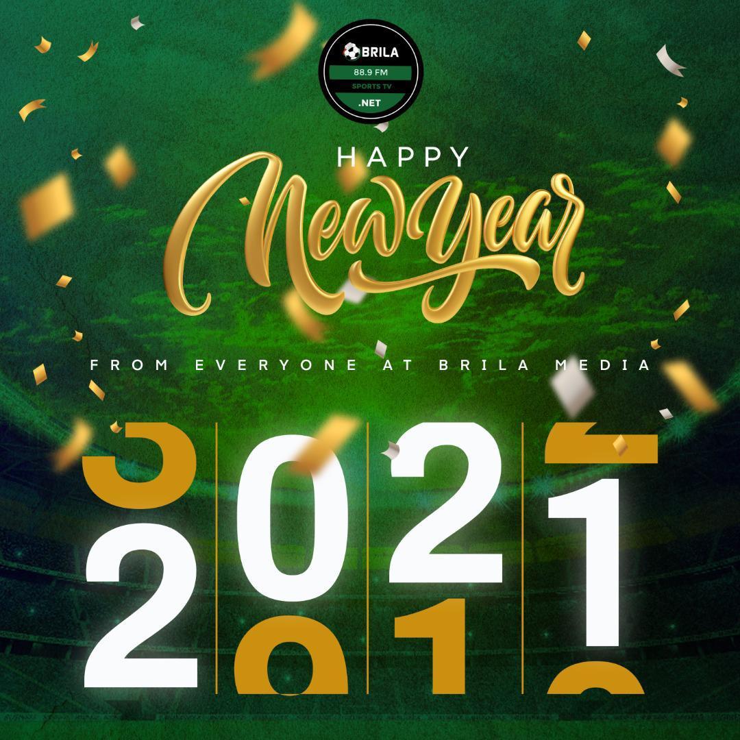 Brila Media wishes you a Happy New Year 2021
