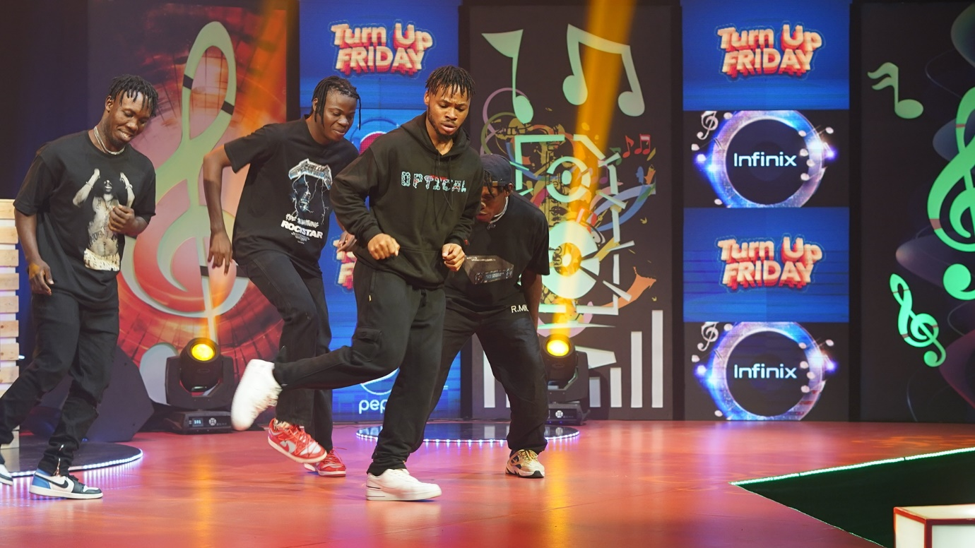 Turn up Friday Season 2 Final Episode: Infinix Maintained the Heat