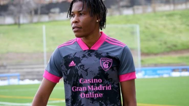 Nigerian defender Osinachi Ohale makes Real Madrid Femino return
