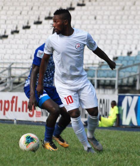 Rangers confident of victory over MFM – Ugwuoke Ugochukwu