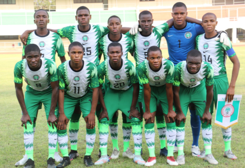 Ike Shorunmu backs Golden Eaglets to bounce back against Ghana