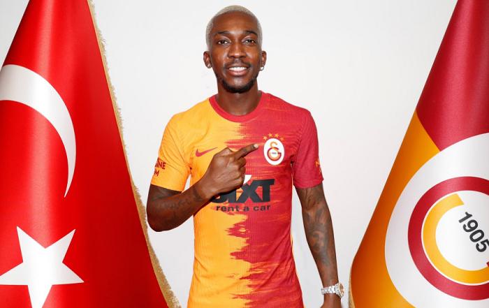 Onyekuru elated to sign for Galatasaray