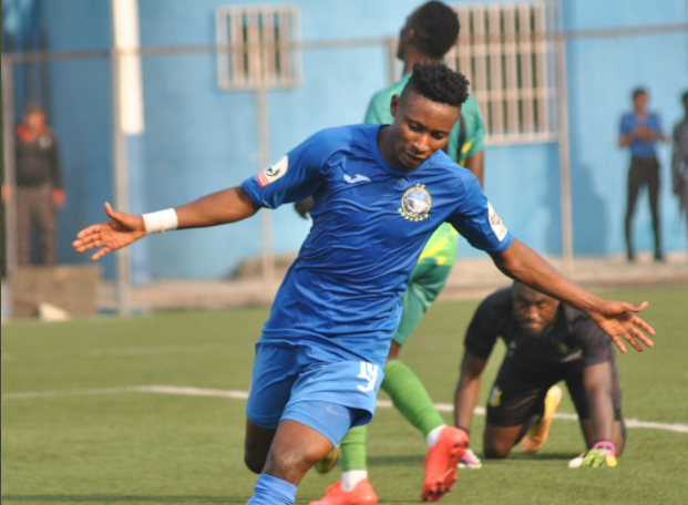 Fatai Osho proud of his 'fatigued' players after beating Adamawa United