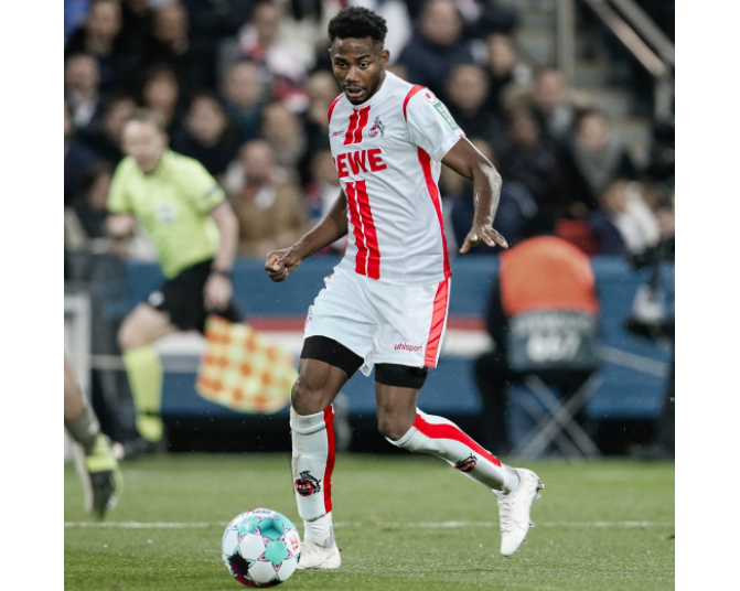 Emmanuel Dennis signs for Koln from Club Brugge