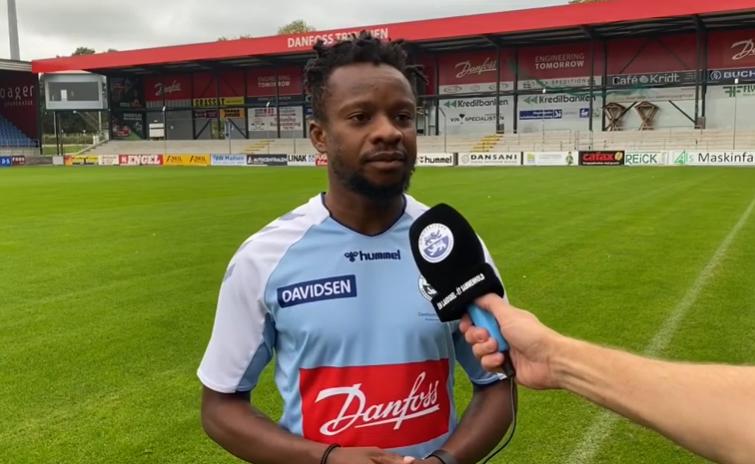 Onazi leaves Danish Superliga Club SønderjyskE after four months