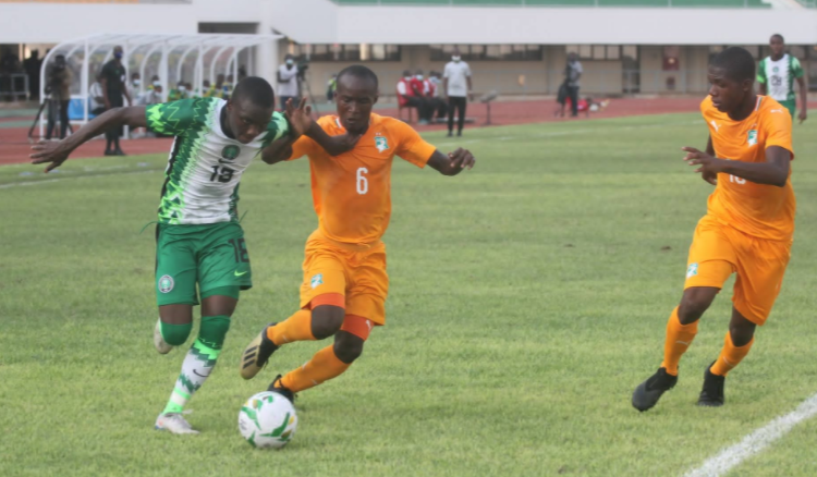 Golden Eaglets fall to Ivory Coast in WAFU B Championship Opener