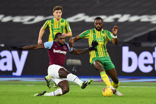 Semi Ajayi's West Brom suffers Crushing defeat to West Ham