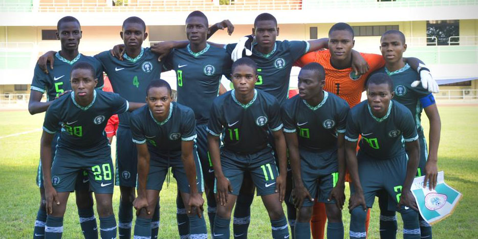 Ekong hails Golden Eaglets after AFCON qualification