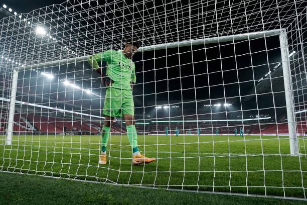 Maduka Okoye fails to save Sparta Rotterdam against Feyenoord