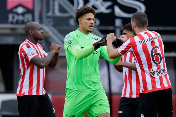 I'm happy to be a part of Sparta Rotterdam – Okoye