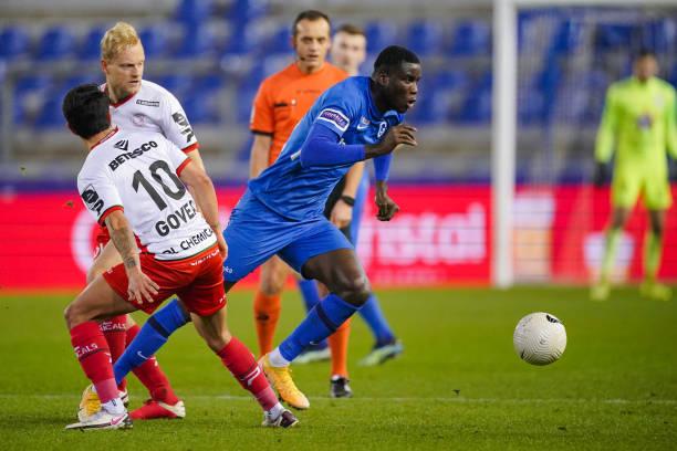 Onuachu scores 25th goal of the season in Belgium