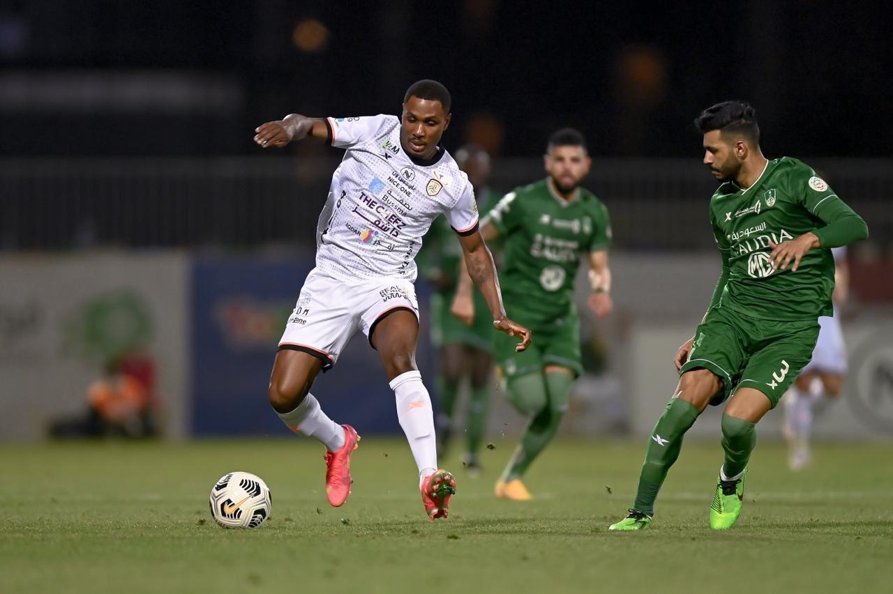 Ighalo bags assist in Al-Shabab win over Al Ahli
