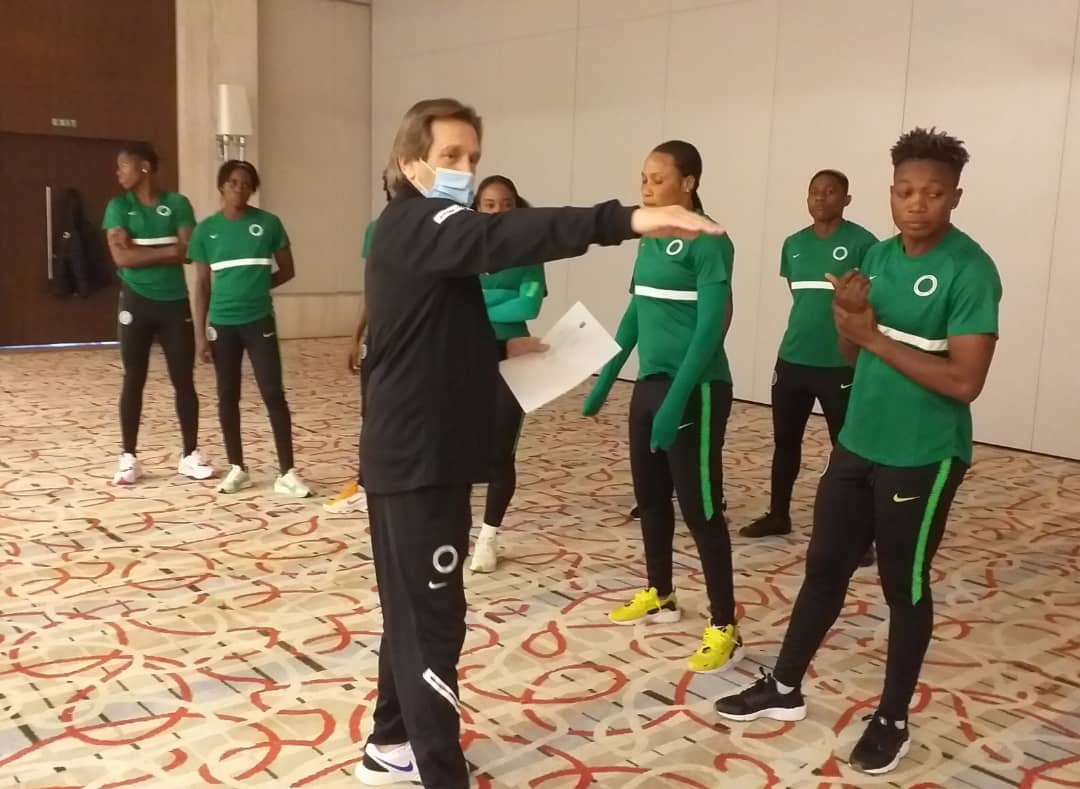 Super Falcons coach ready to invite more players from NWFL