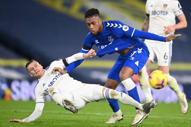 Iwobi help Everton seal win against Leeds United at Elland Road