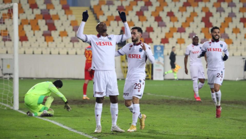 Nwakaeme nets sixth league of the season for Trabzonspor