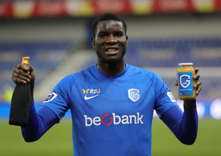 Agali urges Onuachu to aspire for more after emerging as Belgian league top scorer