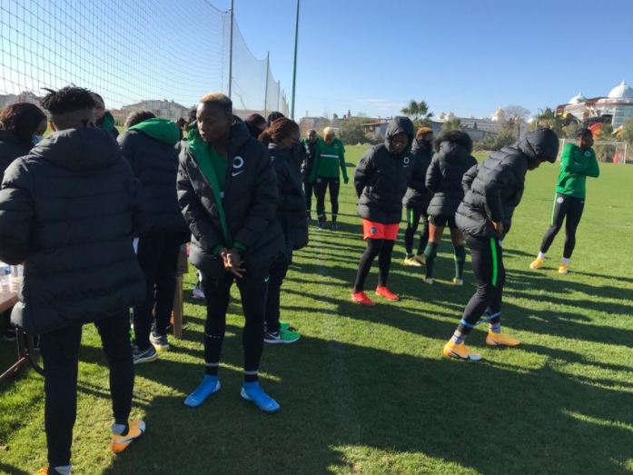Home based players ready to showcase themselves with Falcons USA invitational – Ikechukwu